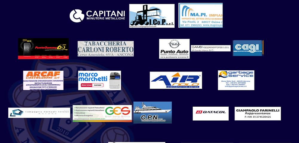 Calendario Datacol 2020.Aggiornata La Sezione Sponsor Portuali Calcio Ancona
